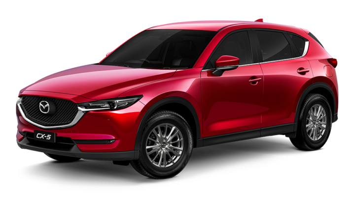 Mazda CX-5 AWD Touring