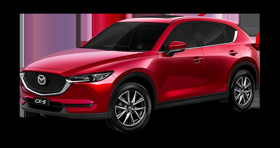 Mazda CX-5 AWD Akera