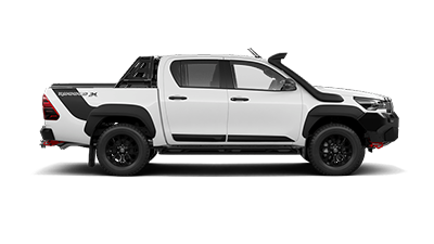 HiLux Rugged X Double-Cab