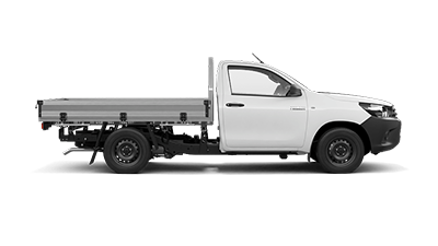 HiLux WorkMate Single-Cab