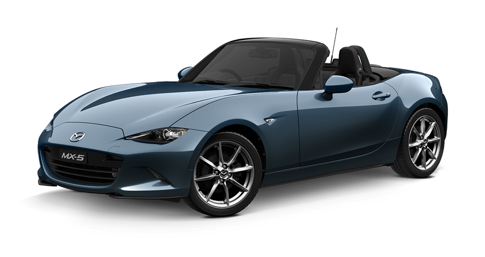 Mazda MX-5 Soft-Top Roadster GT