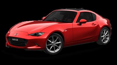 Mazda MX-5 RF GT Black Roof