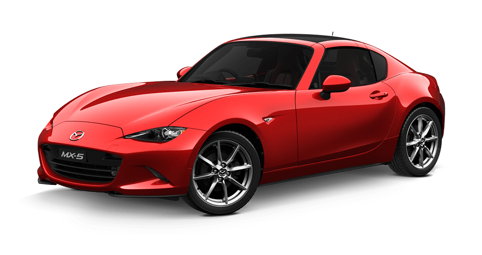 Mazda MX-5 RF GT Black Roof