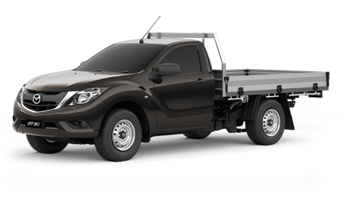 Mazda BT-50 4x2 XT-CAB Chassis