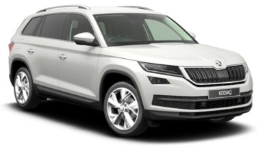 Kodiaq -  All New 7 Seater 4x4 (Diesel)