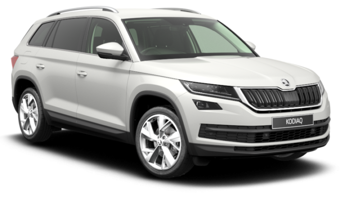 Kodiaq -  All New 7 Seater 4x4 (Petrol)
