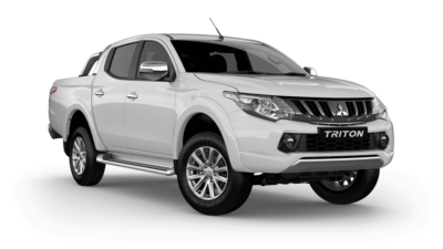 GLS 4WD DOUBLE CAB - PICK UP