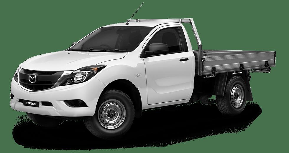 Mazda BT-50  4x2 Single Cab  XT-CAB Chassis