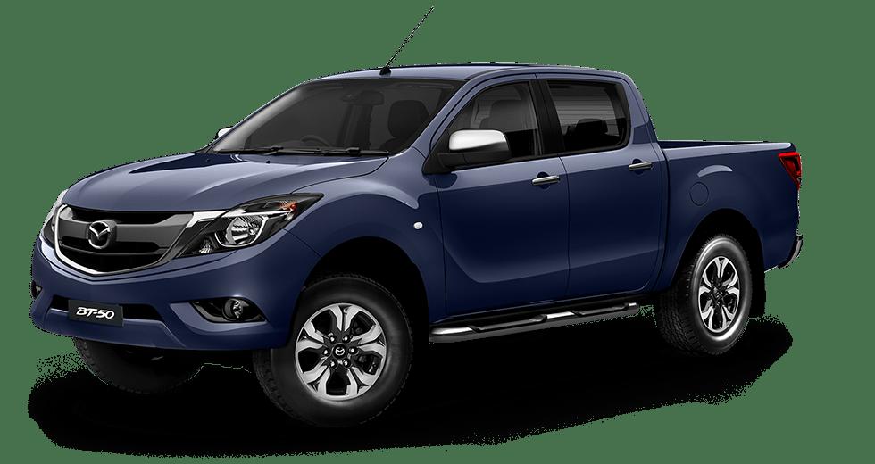 Mazda BT-50 4x2 Dual Cab XTR Pickup
