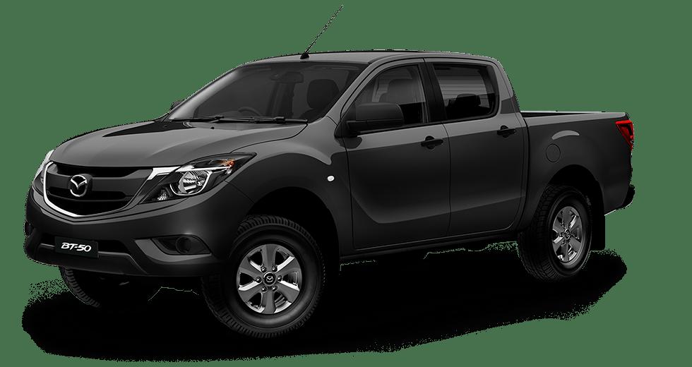 Mazda BT-50 4x4 Dual Cab XT Pickup
