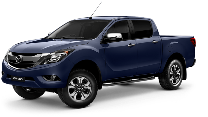 Mazda BT-50 4x4 Dual Cab GT Pick Up
