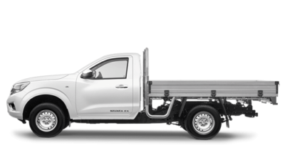 NAVARA RX 4X4 Single Cab Chassis