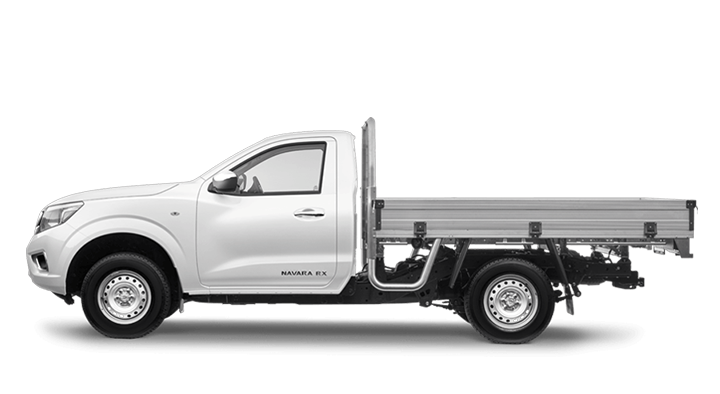 NAVARA RX 4X2 Single Cab Chassis