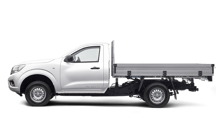 NAVARA DX 4X4 Single Cab Chassis