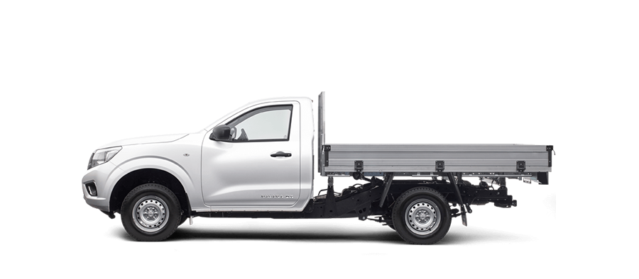 NAVARA DX Single Cab Chassis