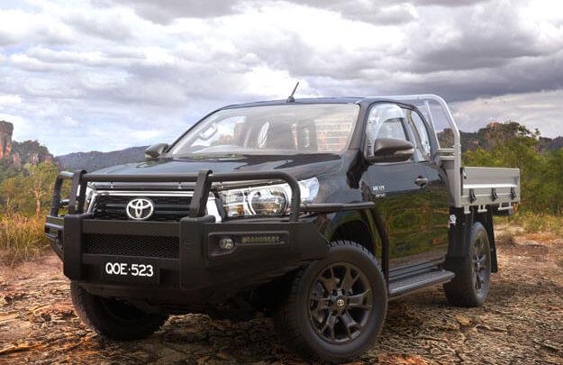 HiLux - Toyota - Peter Warren Toyota