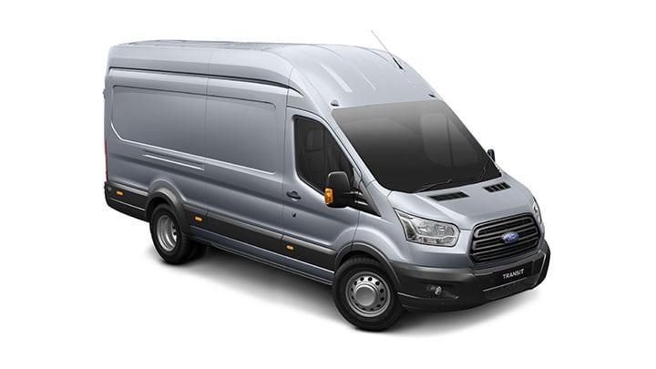 Transit 470E Jumbo Van
