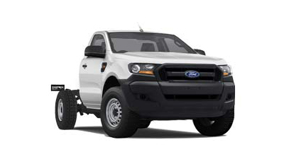 Ranger 4x4 XL Plus Single Cab Chassis 3.2L