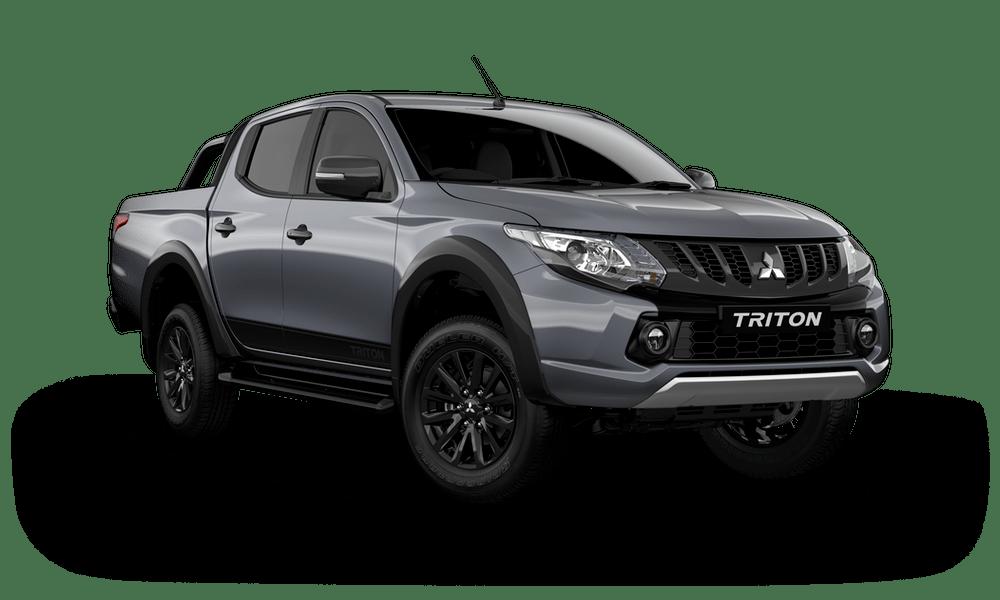 Triton Blackline 4WD Double Cab 4x4