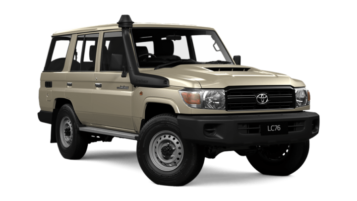 LandCruiser70 WorkMate Wagon