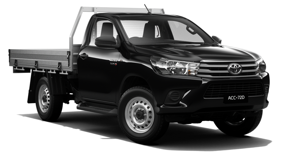 HiLux SR 4x4 Single-Cab Cab-Chassis
