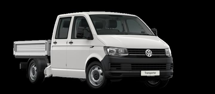 Transporter Dual Cab