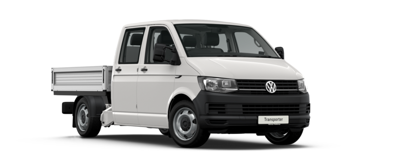 Transporter TDI450 Dual Cab
