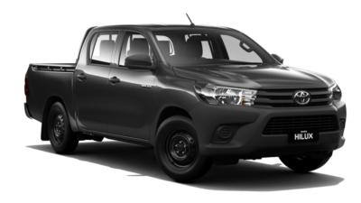 HiLux WorkMate 4x2 Double-Cab Pick-Up Turbo-Diesel