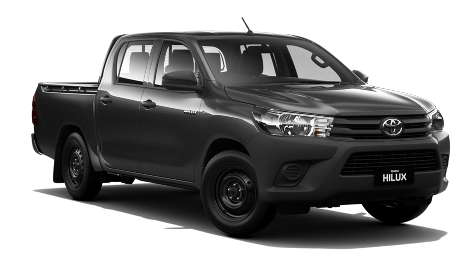 HiLux WorkMate 4x2 Double-Cab Pick-Up