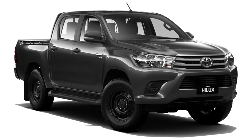 HiLux SR 4x2 Hi-Rider Double-Cab Pick-Up