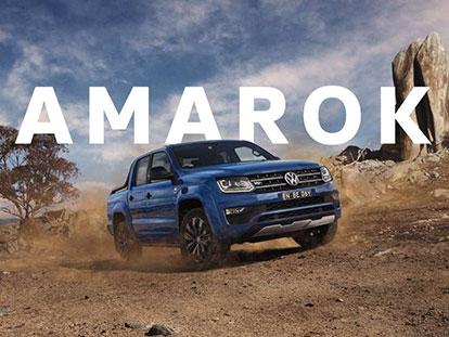 Amarok V6 - Volkswagen - Brighton Volkswagen