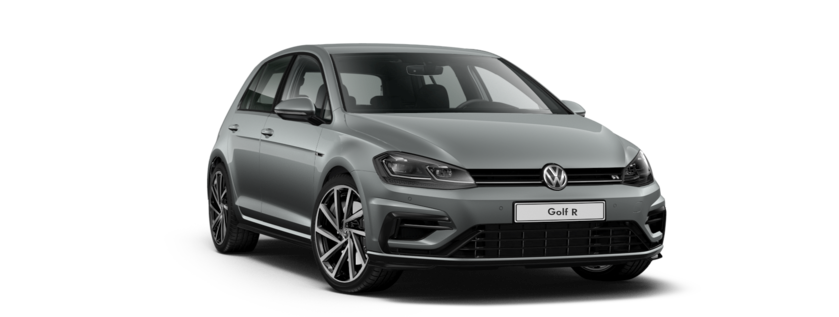 Golf R Grid Edition