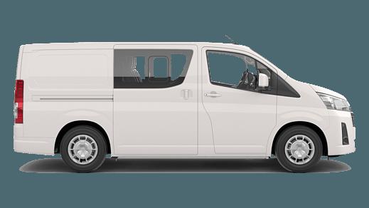 LWB Crew Van