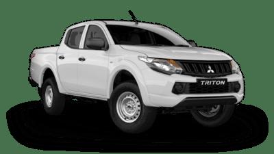 Triton GLX 4WD Double Cab 4x4