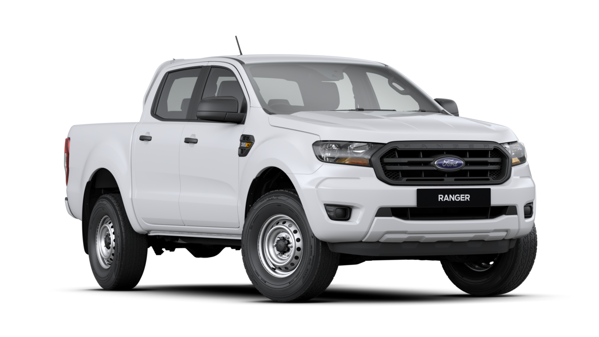 Ranger 4x4 XL Double Cab Pick-up 2 2L