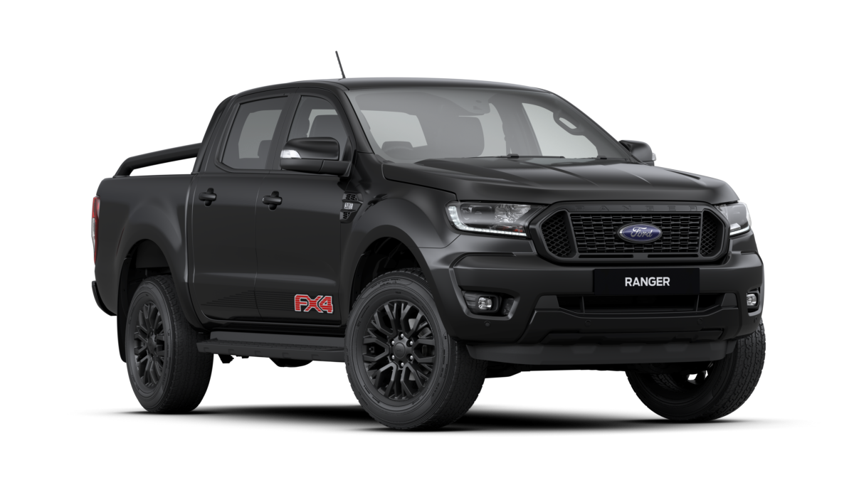Ranger 4x4 FX4 Special Edition Pick-Up 3.2L Diesel