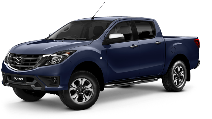 New-Look Mazda BT-50 4x4 Dual Cab XTR Pickup