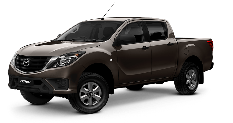 New-Look Mazda BT-50 4x4 Dual Cab XT Pickup