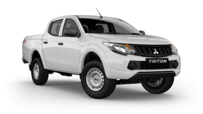 Triton GLX 4WD Double Cab / Pick Up 4x4