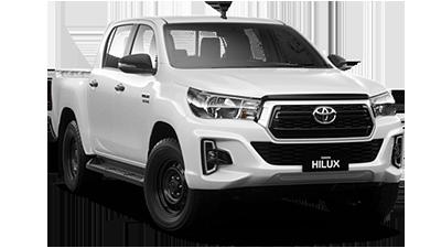 HiLux SR 4x4 Double-Cab