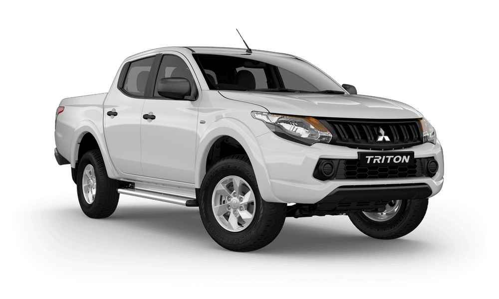 Triton GLX+ 4WD Double Cab / Pick Up 4x4