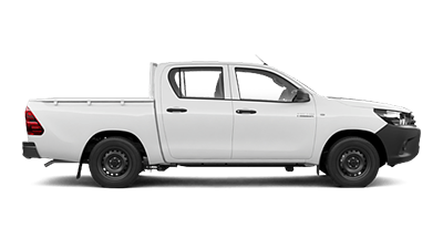 Hilux WorkMate Double-Cab