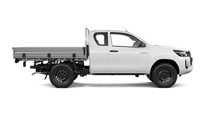 HiLux WorkMate Extra-Cab