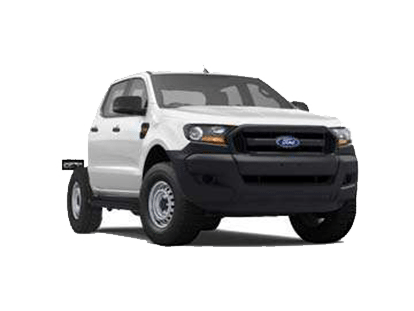 Ranger 4x4 XL Plus Double Cab Chassis 3.2L