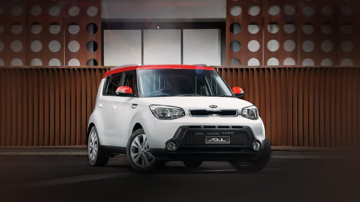 Kia Soul: Rear window wiper and washer switch (if equipped)