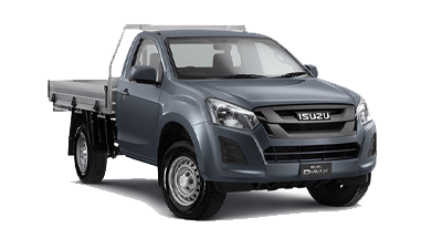 D-MAX SX SINGLE CAB HIGH RIDE