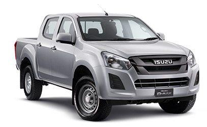 D-MAX 4X2 SX CREW CAB UTE