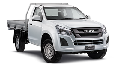 D-MAX 4X4 SX SINGLE CAB CHASSIS