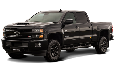 Chevrolet Silverado 2500HD LTZ Midnight Edition