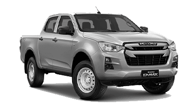 D-MAX SX CREW CAB HIGH RIDE